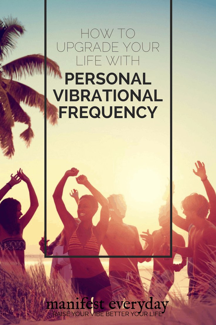 personal vibrational frequency